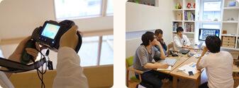「DECAS」は、東京大学 前研究室の協力を得て商品開発いたしました。